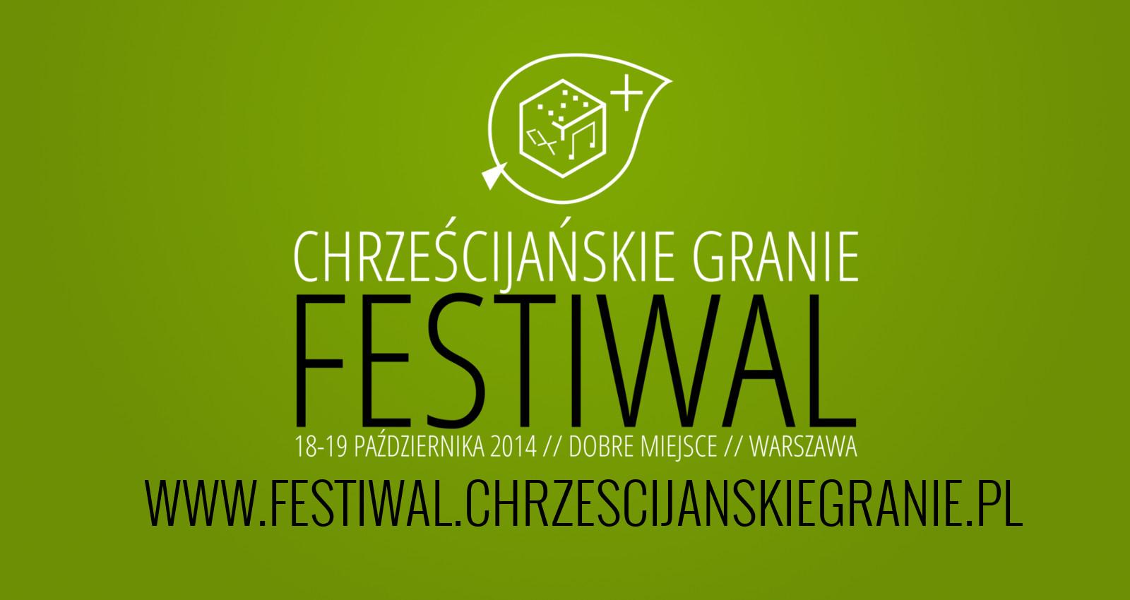 4. Festiwal Chrześcijańskie Granie - zielony