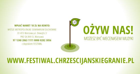 ożyw nas! Festiwal Chrześcijańskie Granie